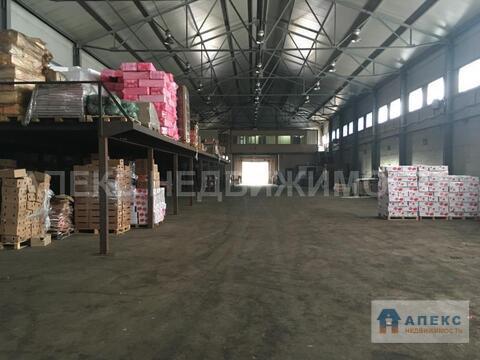 Продажа помещения пл. 3240 м2 под склад, производство, Домодедово . - Фото 3