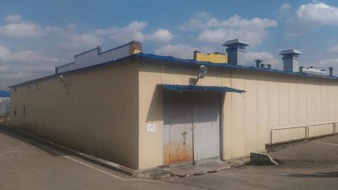 Продается производстенно-складской комплекс 1200 м в г. Бронницах - Фото 1