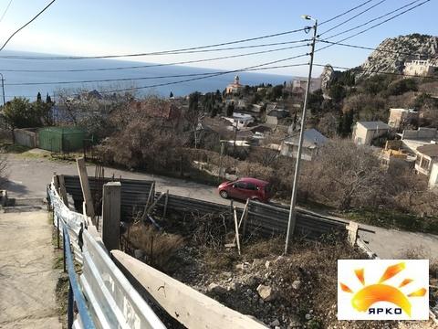 Продается земельный участок в Симеизе с видом на море. - Фото 2