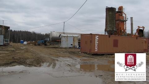 Продается производственно-складская база 14 Га в городе Балабаново - Фото 5