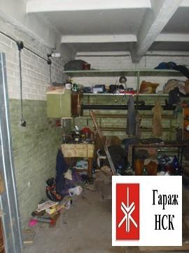 Продам капитальный гараж ГСК Радуга № 190. Верхняя зона Академгородка, - Фото 3