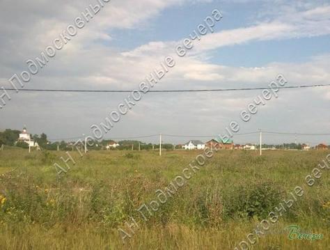 Новорязанское ш. 65 км от МКАД, Фаустово, Участок 10.5 сот. - Фото 1