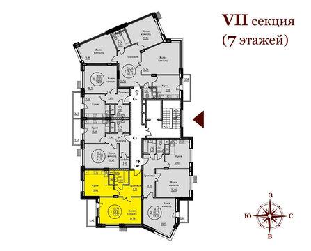 Продаеться 1 к кв в ЖК Бородино в новом сданном доме - Фото 1