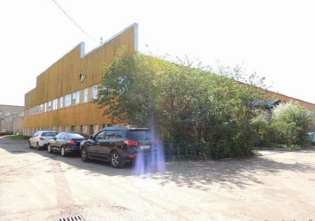 Производственно-складской комплекс 6.300 м2, Мытищи - Фото 1