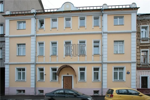Аренда офиса, м. Новокузнецкая, Малый татарский улица - Фото 2