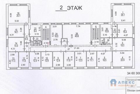 Продажа офиса пл. 935 м2 м. Нахимовский проспект в особняке в Зюзино - Фото 3