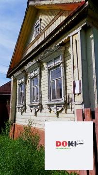 Продается небольшой дом 40 кв.м, построенный из бревна, который обяз - Фото 3