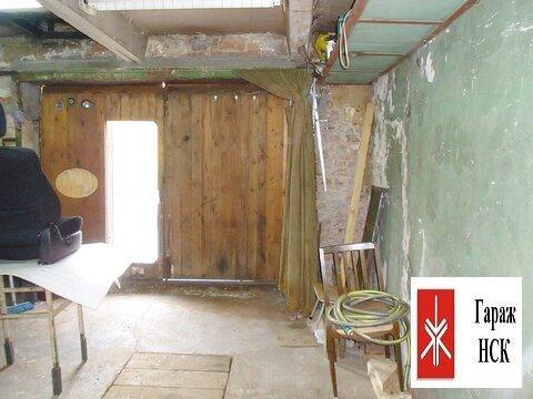 Продам капитальный гараж ГСК Радуга № 625. Верхняя зона Академгородка - Фото 4