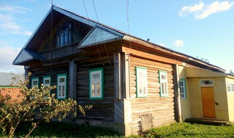 Продам Дом с зем.уч. 30 км от Череповца - Фото 1