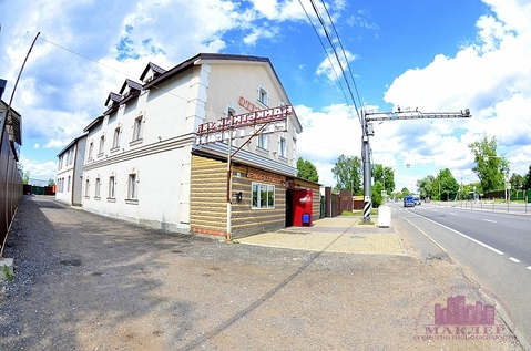 Продается гостиница с рестораном 787 м2, д.Малые Вяземы - Фото 3