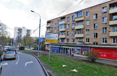 Streetretail на Б. Филевской 37торговое помещение 210 м2 - Фото 1