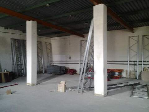 Аренда склада 166 м2 - Фото 3