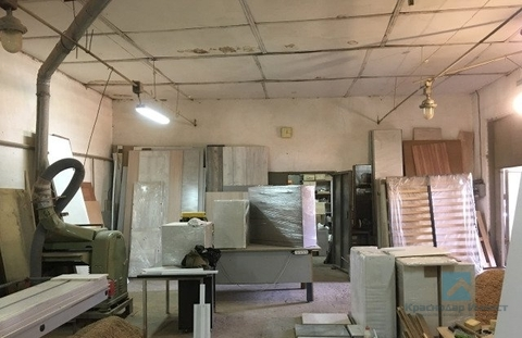 Аренда производственного помещения, Краснодар, Ул. Текстильная - Фото 4