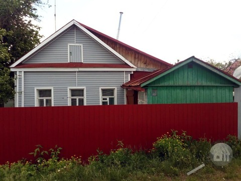 Продается часть дома с земельным участком, ул. Полтавская - Фото 1