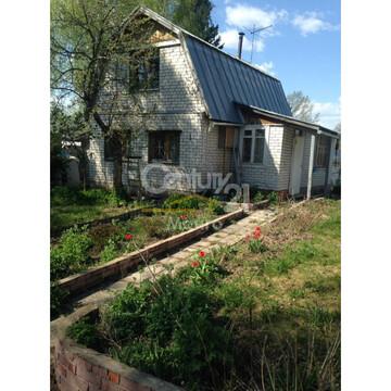 Дом с участком в п. Октябрьский, ул. Водников - Фото 1