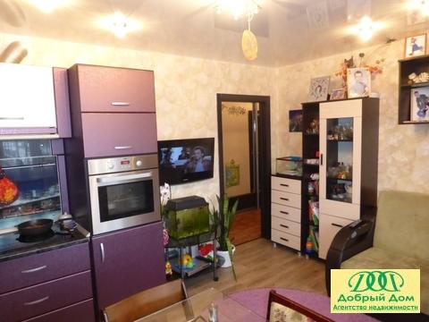 Продам 2-к квартиру в Чурилово, 1-я Эльтонская, 48 - Фото 1