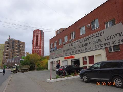Гаражи и стоянки, ул. Готвальда, д.12 к.А - Фото 1