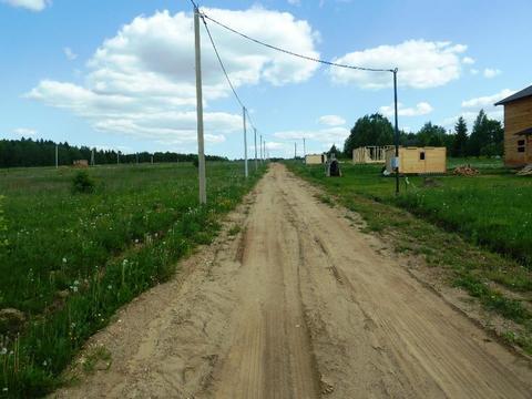 Участок 8 соток д. Беклемишево, 47км. от МКАД по Дмитровскому шоссе - Фото 3