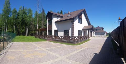 Зимний дом в современном коттеджном поселке Киссолово (242м2) - Фото 5