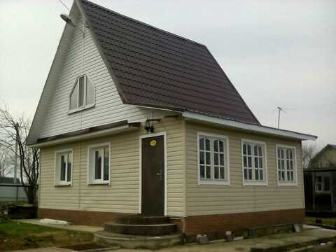 Дом, Гараж, Прописка, пгт Балакирево - Фото 1