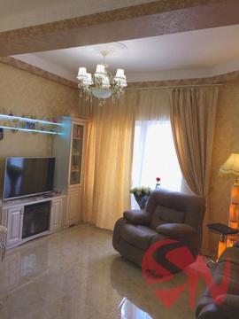 Продается 2-комнатная квартира с ремонтом в Массандре на берегу Че - Фото 1