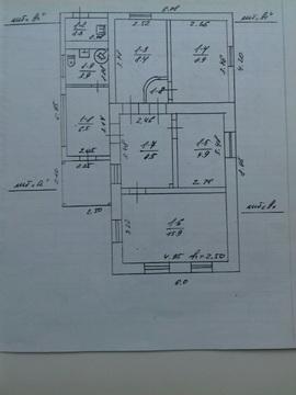 Продам дом одноэтажный п.г.т.Гвардейское - Фото 3