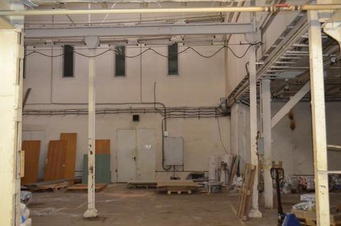 Производственно-складское помещение 1437 м2 на Алтуфьевском шоссе 79 - Фото 4