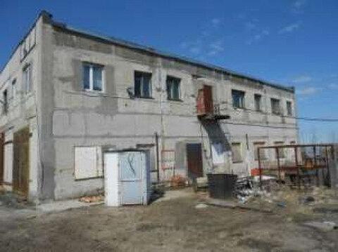 Продажа производственного помещения, Нефтеюганск, Промышленная зона . - Фото 1