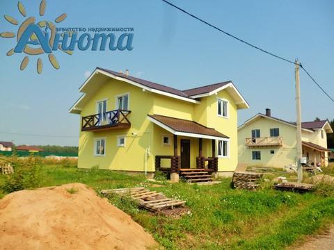 Продается новый дом в деревне Совхоз Победа - Фото 1