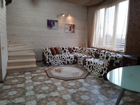 Двухэтажный коттедж с финской купелью в пос. Агалатово - Фото 2