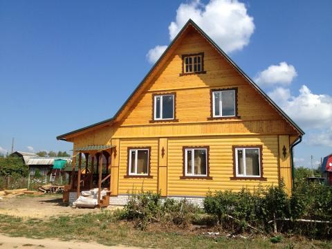 Новая дача на р.Волга - Фото 3