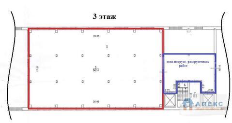 Аренда склада пл. 542 м2 м. Алтуфьево в складском комплексе в Бибирево - Фото 4