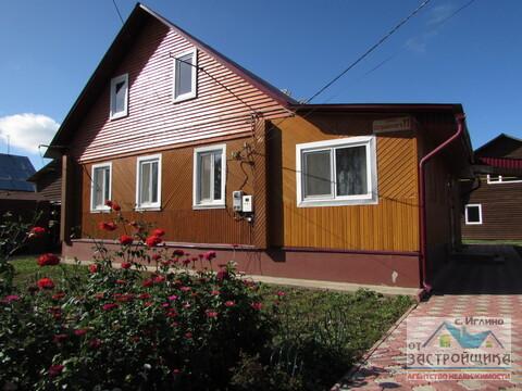 Продается дом. , Иглино, Юбилейная улица - Фото 2