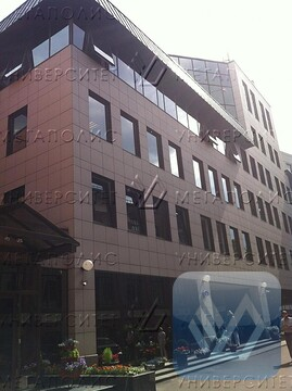 Сдам офис 102 кв.м, бизнес-центр класса B+ «На Трехпрудном» - Фото 1