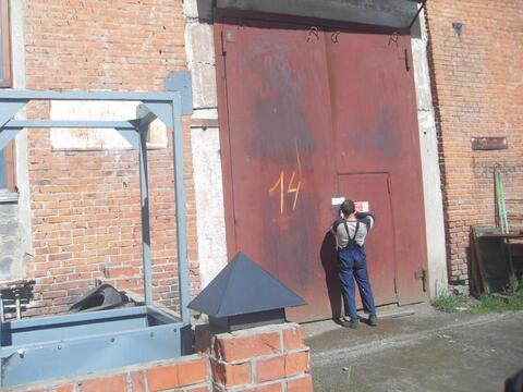 Теплый склад, 700 кв. ул. Грузовая - Фото 1