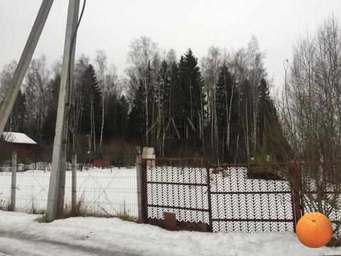 Продается участок, Минское шоссе, 60 км от МКАД - Фото 4