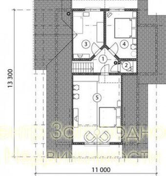 Дом, Симферопольское ш, 45 км от МКАД, Покров. Симферопольское шоссе, . - Фото 4