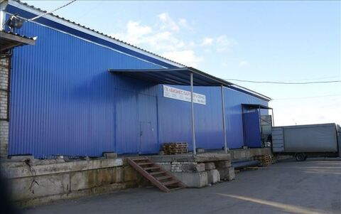 Продам, индустриальная недвижимость, 11000,0 кв.м, Сормовский р-н, . - Фото 1