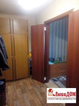 1 комнатная квартира в кирпичном доме (5лет) в Солнечном вид на аллею - Фото 1