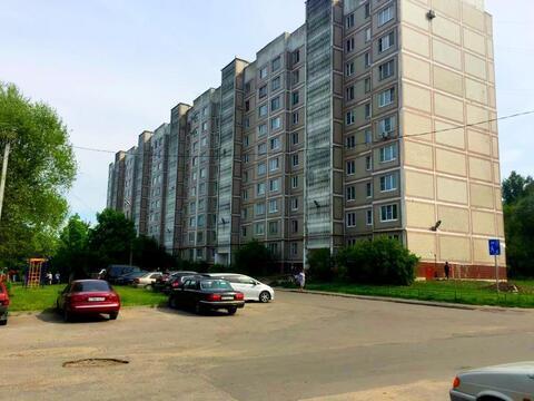 Продается 1 комнатная квартира Осенний бульвар п. Оболенск - Фото 1