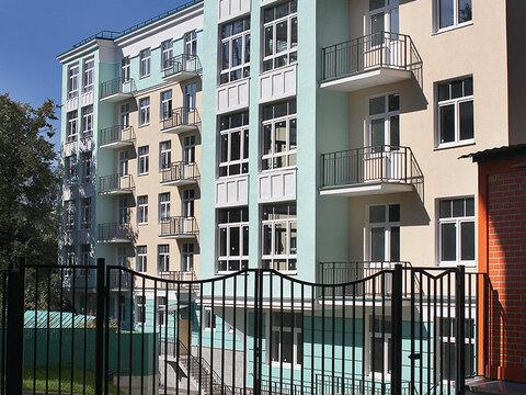 Продается 1 комн. квартира свободной планировки - Фото 1