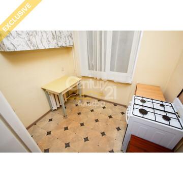 Продается однокомнатная квартира по ул. М. Горького, д. 21 - Фото 4