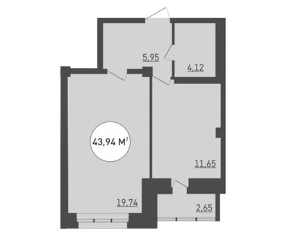 Продажа квартиры в новостройке - Фото 4