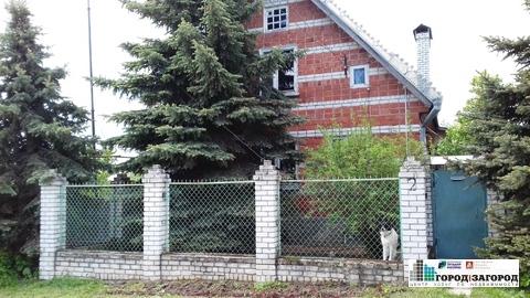 Дом в д. Ченцово Богородского р-на - Фото 1