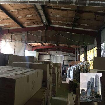Сдается неотапливаемое складское помещение, с антресолью + открытая . - Фото 4