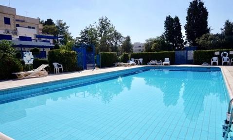 Трехкомнатный апартамент с большой террасой и рядом с морем в Пафосе - Фото 4