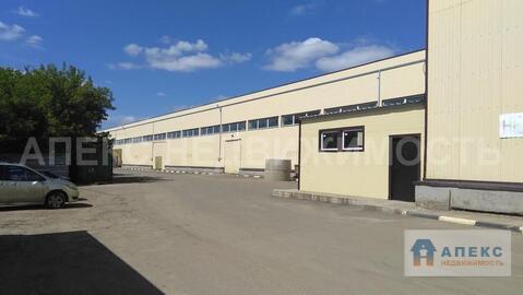 Аренда склада пл. 470 м2 м. Юго-Западная в складском комплексе в . - Фото 1