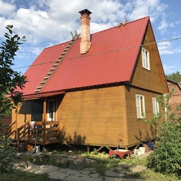 """2 жилых дома в городе Домодедово, СНТ """"Металлург-3"""" - Фото 5"""