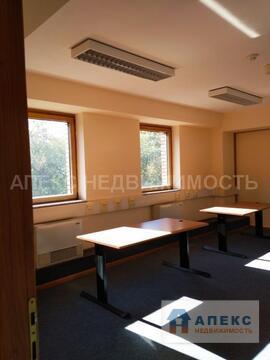 Аренда офиса 55 м2 м. Бауманская в бизнес-центре класса В в Басманный - Фото 3