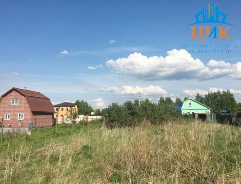 Продается шикарный участок 10 соток, г. Дмитров - Фото 1